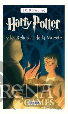 HARRY POTTER VII LAS RELIQUIAS DE LA MUERTE (Tapa dura) – Salamandra