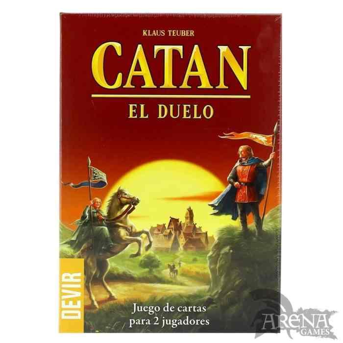 Catán: El Duelo– Juegos de Mesa – Devir