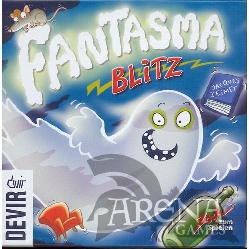 Fantasma Blitz – Juegos de Mesa – Devir
