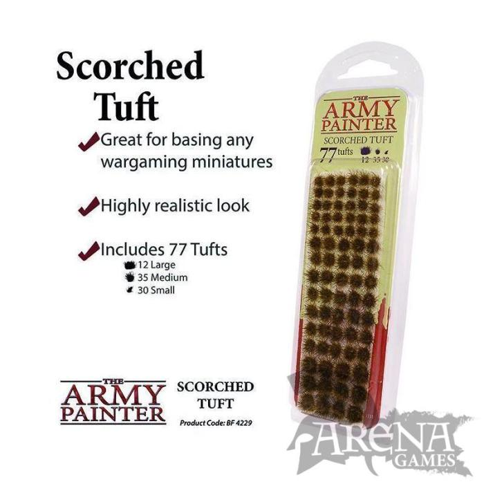 The Army Painter – Battlefields: Scorched Tuft