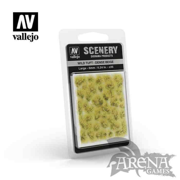 Vallejo – Wild Tuft Large – Dense Beige – SC412