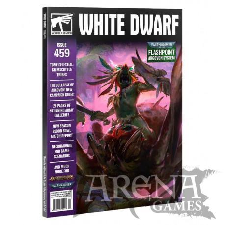 White Dwarf #459 - Noviembre 2020 (Inglés)