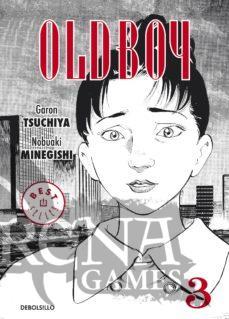 OLDBOY #03 - Debolsillo