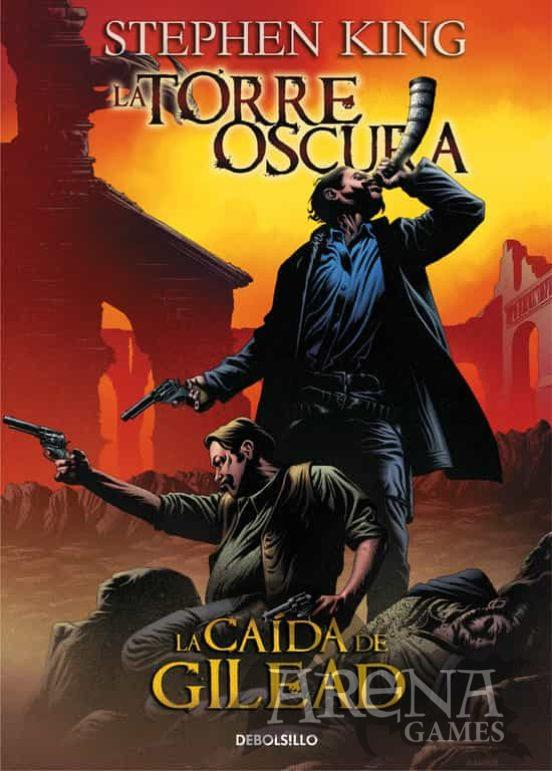 TORRE OSCURA IV CAIDA DE GILEAD - Debolsillo