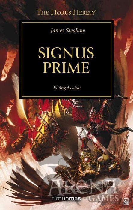 Herejía de Horus 21 - Signus Prime - Minotauro
