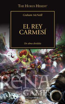 Herejía de Horus 44 - El Rey Carmesí - Minotauro