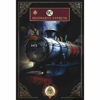 Poster 91,5x61 – Harry Potter – Hogwarts Express