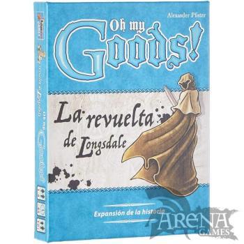 Oh my Goods! La Revuelta de Longsdale – Juegos de Mesa