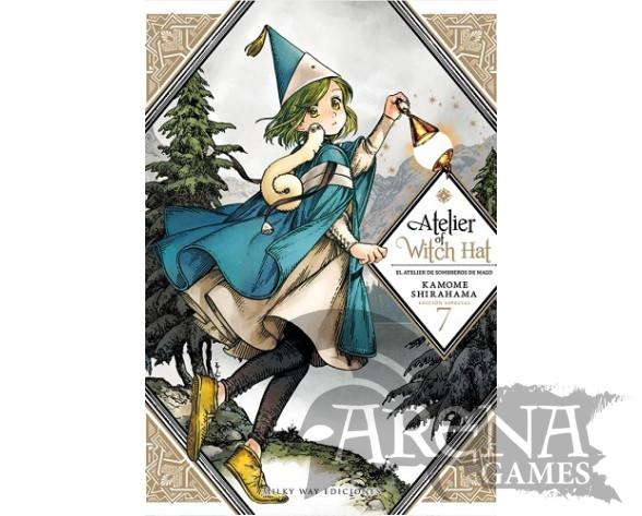 ATELIER OF WITCH HAT #07 - MILKY WAY