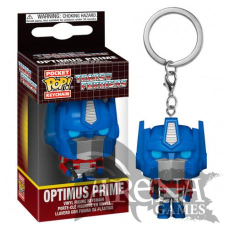 Funko – Pocket POP! Keychain – Transformers – Optimus Prime