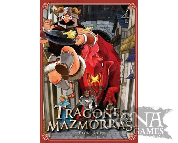 TRAGONES Y MAZMORRAS #04 - MILKY WAY