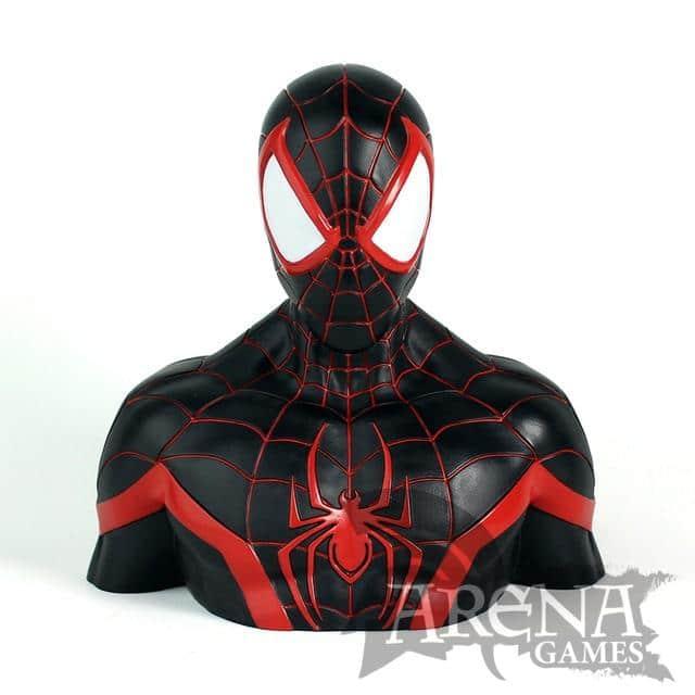 MARVEL – Hucha Spider Man Miles Morales 22 cm