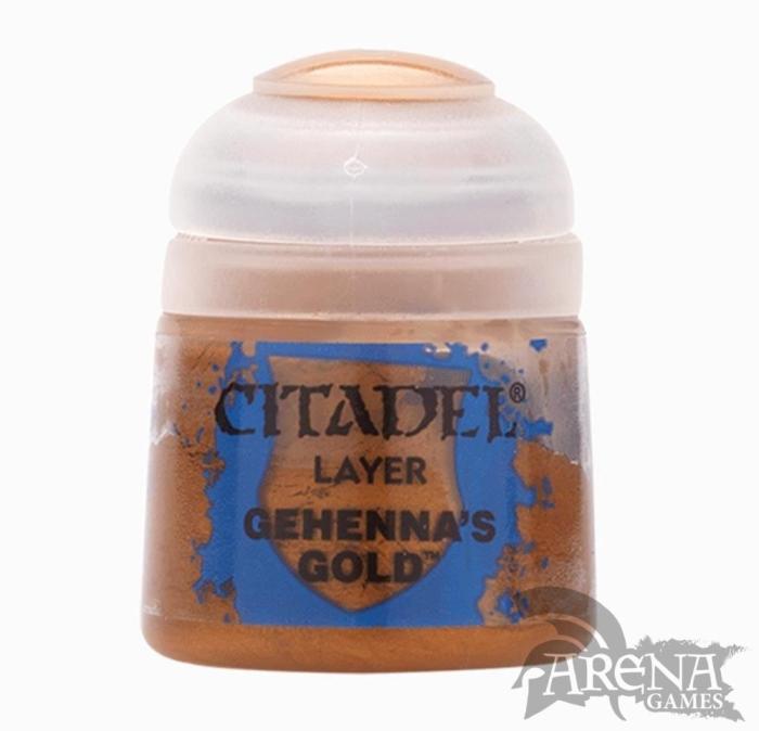 Citadel – Layer – Gehenna's Gold 12ml | 22-61