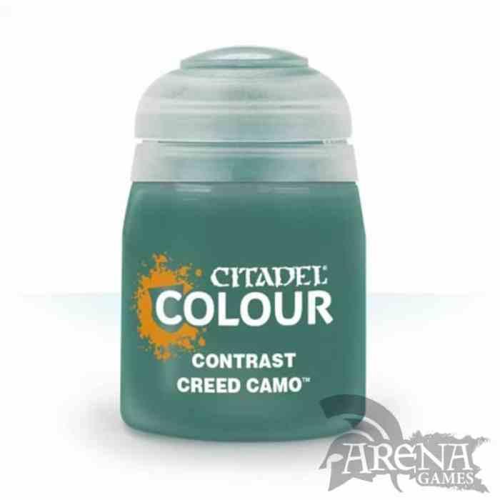 Citadel – Contrast – Creed Camo 18ml | 29-23