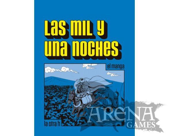 LAS MIL Y UNA NOCHES (Manga) - La otra h