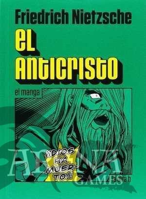 EL ANTICRISTO (Manga) - La otra h