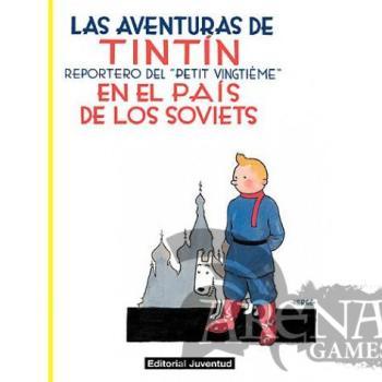 TINTIN EN EL PAIS DE LOS SOVIETS - Juventud