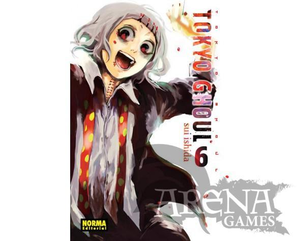 TOKYO GHOUL #06 – Norma
