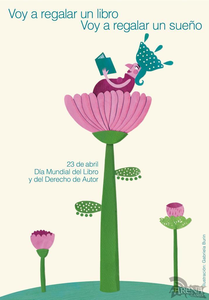 Día del libro en Ronda Málaga