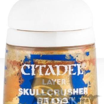Citadel – Layer – Skullcrusher Brass 12ml | 22-73