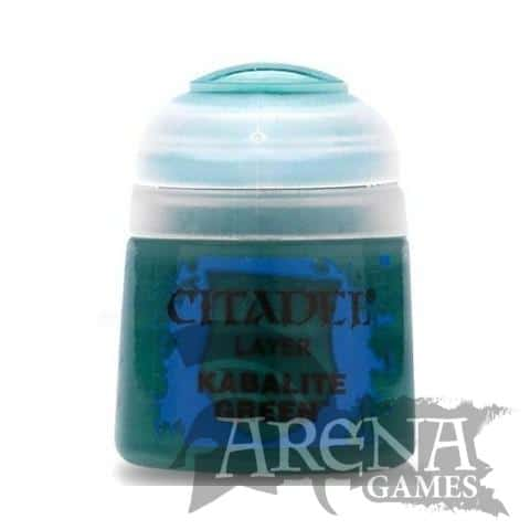 Citadel – Layer –Kabalite Green 12ml | 22-21