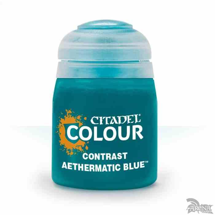Citadel – Contrast – Aethermatic Blue 18ml   29-41