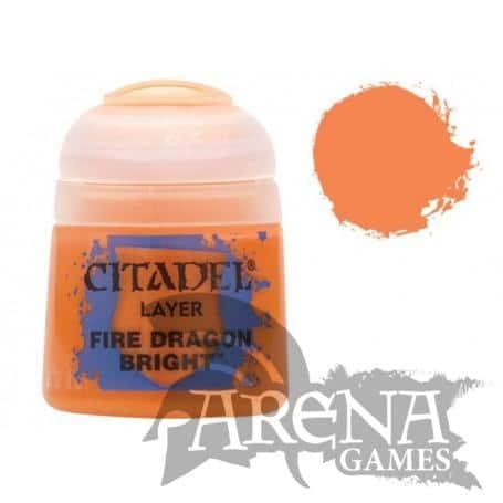Citadel – Layer – Fire Dragon Bright 12ml   22-04