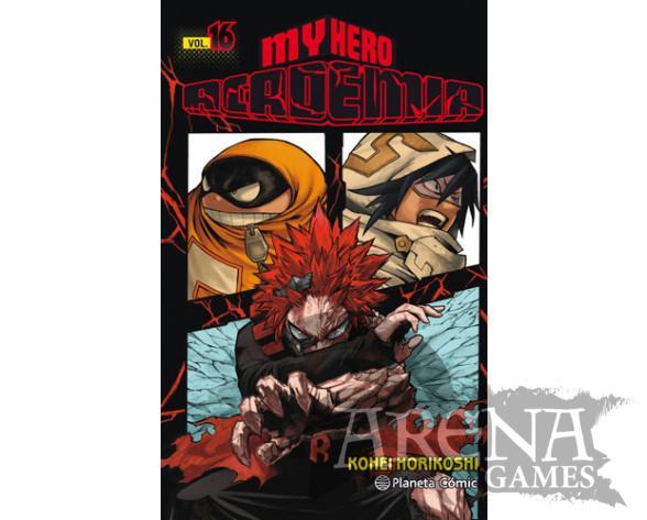 MY HERO ACADEMIA #16 - Planeta Comic