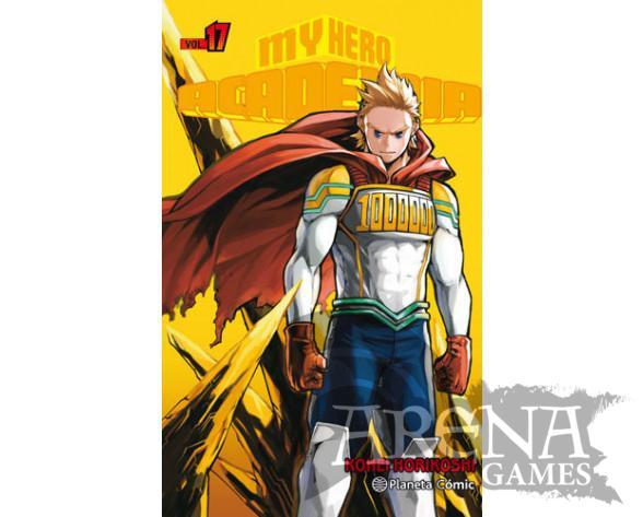MY HERO ACADEMIA #17 - Planeta Comic