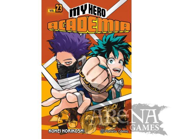 MY HERO ACADEMIA #23 - Planeta Comic