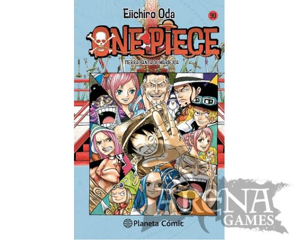 One Piece #90 - Planeta Comic