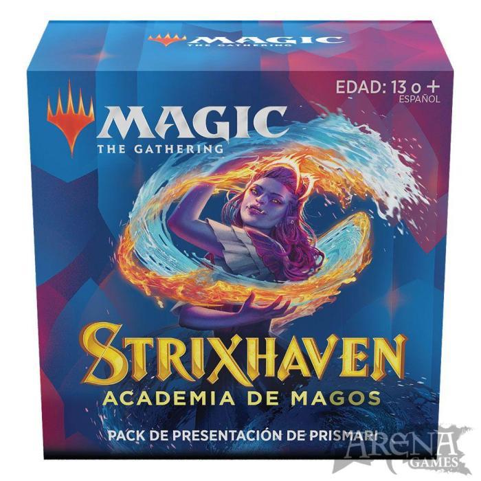 Pack Presentación Strixhaven (Castellano)