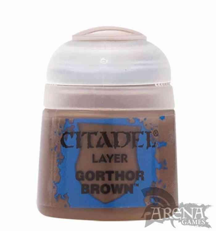 Citadel – Layer – Gorthor Brown 12ml | 22-47