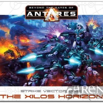 """Beyond the Gates of Antares: The Xilos Horizon """"Starter Set"""" (Castellano)"""