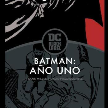 BATMAN AÑO UNO EDICIÓN DC BLACK LABEL 3ª EDICIÓN - ECC