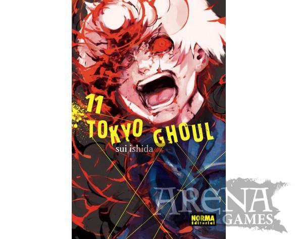 TOKYO GHOUL #11 – Norma