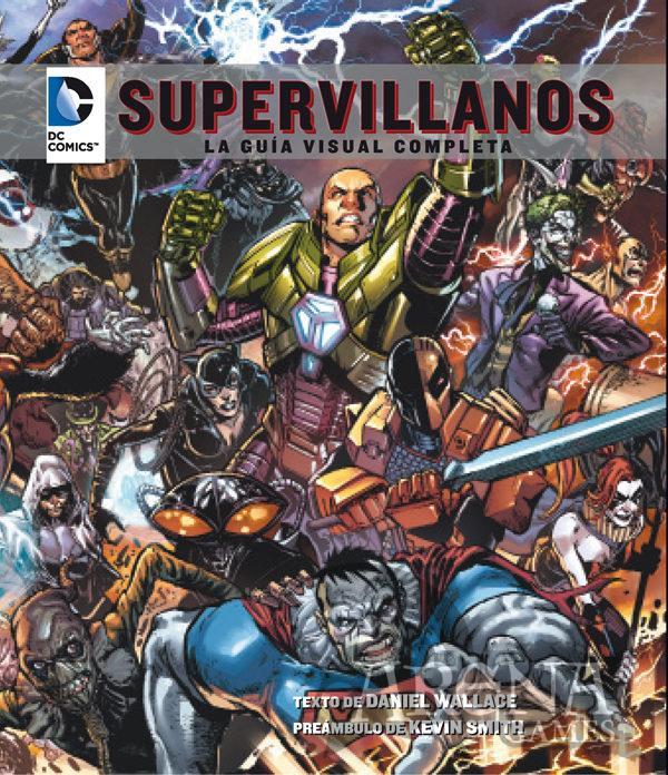 SUPERVILLANOS La guía visual completa - Laberinto