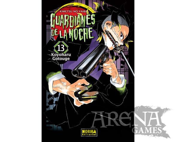 Guardianes de la noche #13- Norma
