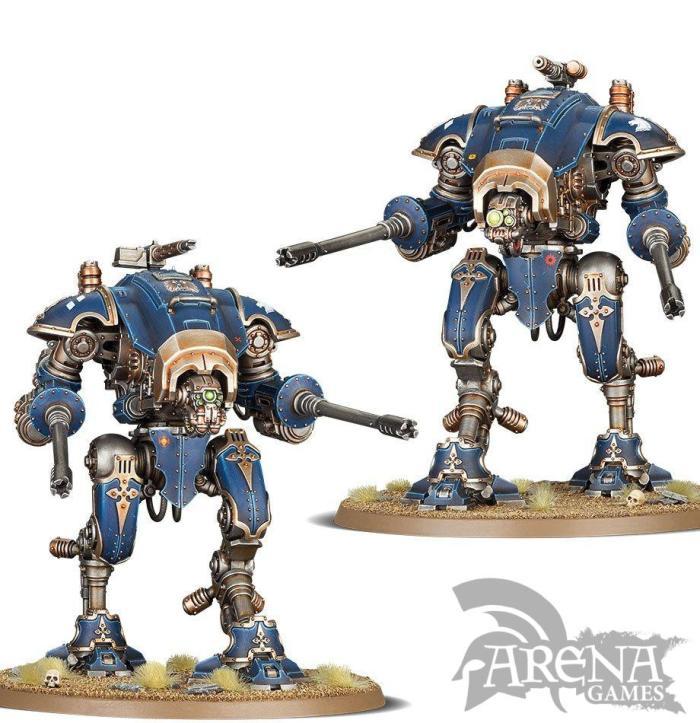 Imperial Knights: Armiger Helverins   54-13