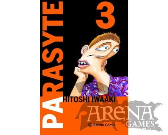 PARASYTE #03 - Planeta Comic