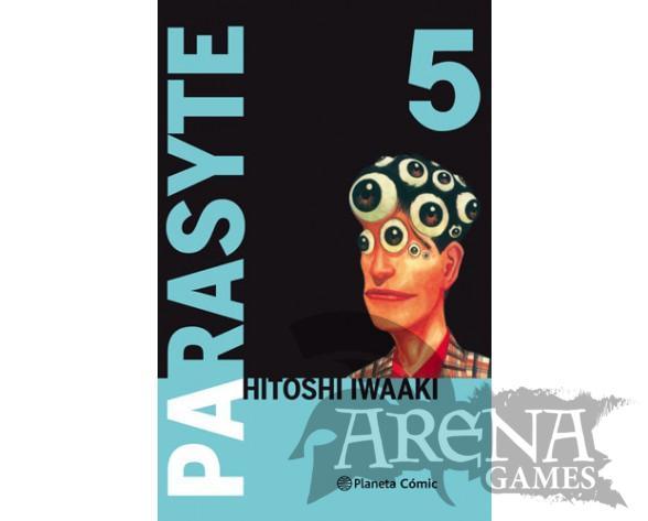 PARASYTE #05 - Planeta Comic