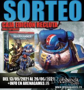 Sorteo Warhammer