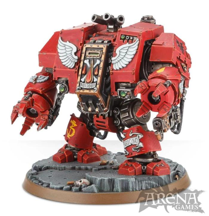 Blood Angels Furioso Dreadnought   41-11
