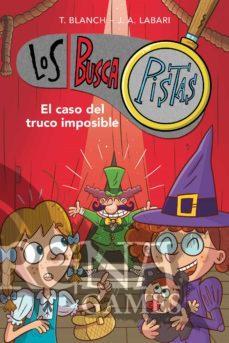 LOS BUSCAPISTAS #12 CASO DEL TRUCO IMPOSIBLE - MONTENA