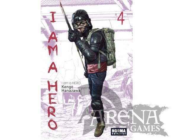 I am a hero #04 - Norma