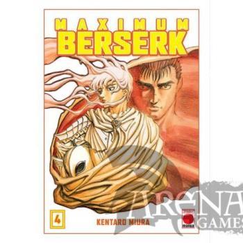 BERSERK MAXIMUN #04 - PANINI MANGA