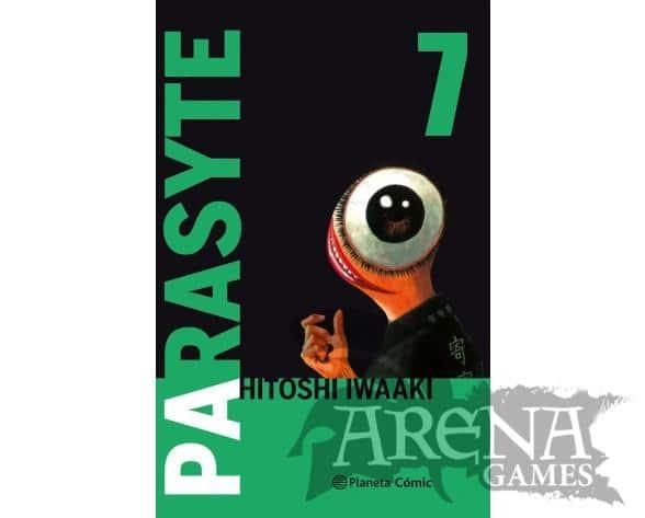 PARASYTE #07 - Planeta Comic