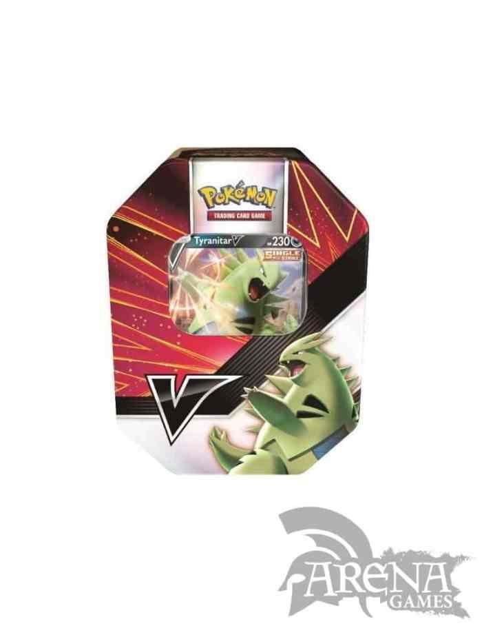 Pokémon TCG – V TIN SUMMER Tyranitar (Castellano)