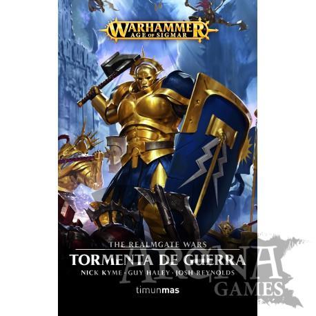 TORMENTA DE GUERRA. REALMGATE WARS #01 The Realmgate Wars - Minotauro