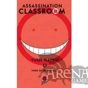 ASSASSINATION CLASSROOM #04 - PANINI MANGA